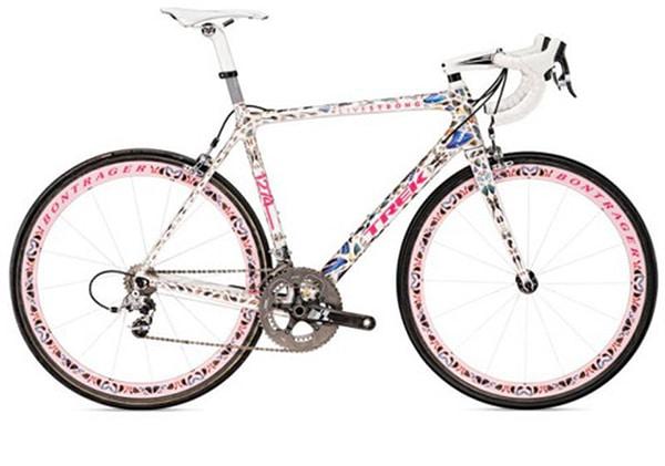 xe đạp đua Trek Butterfly Madone