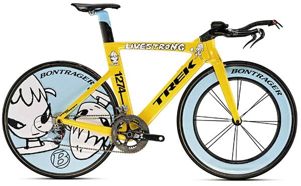 xe đạp đua Trek Yoshitomo Nara Speed Concept