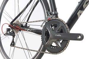 Giò đĩa xe đạp đua asama solano factory