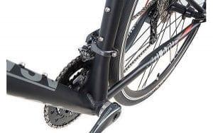 Bộ truyền động 16 cấp xe đạp đua asama solano factory