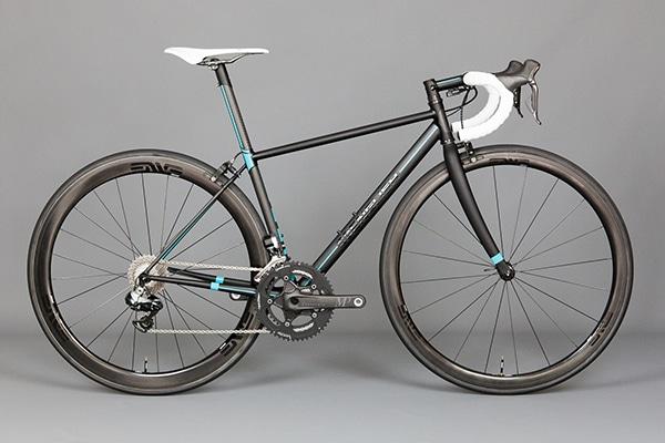 xe đạp đua nhẹ thứ 2 englishcycles Irvin's V3.1