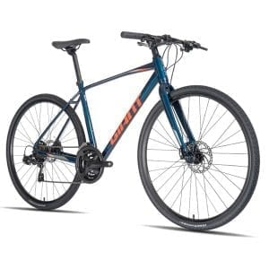 xe đạp giant escape 1 2020 màu xanh