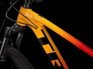 khung sườn hợp kim nhôm Xe đạp trek marlin 7