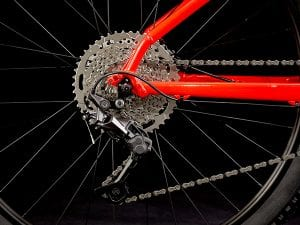 dĩa sau 10 cấp Xe đạp trek marlin 7