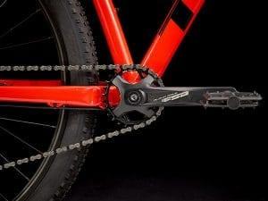 hệ thống truyền động simano Xe đạp trek marlin 7
