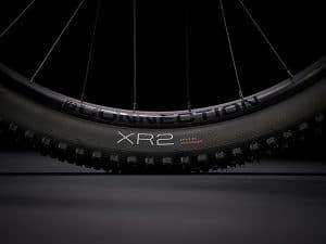 Bánh xe cao xu XR2 Xe đạp trek marlin 7