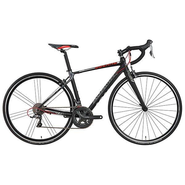 xe đạp đua asama solano factory màu đen