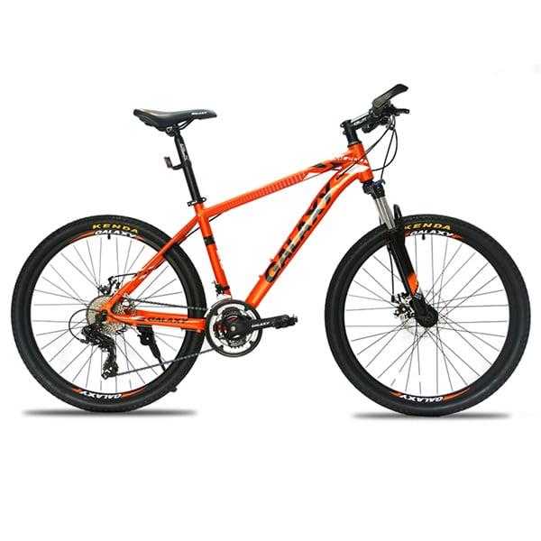 xe đạp galaxy ml200 màu cam