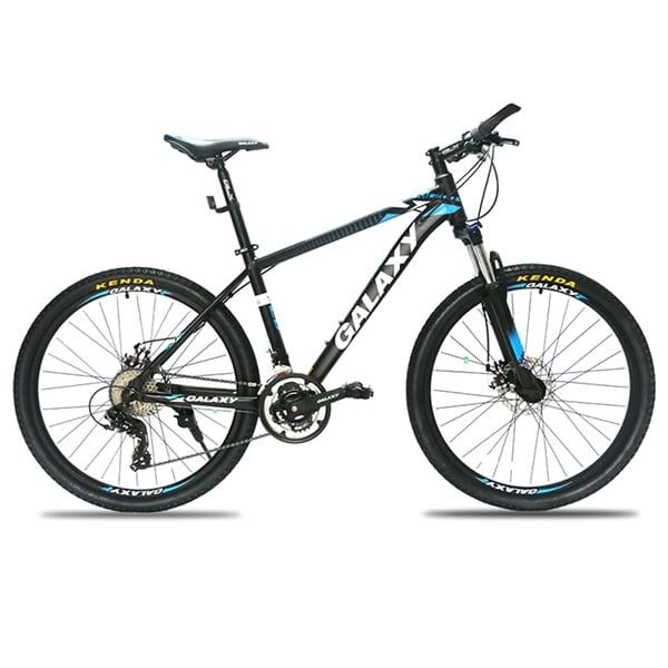xe đạp galaxy ml200 màu xanh dương đen