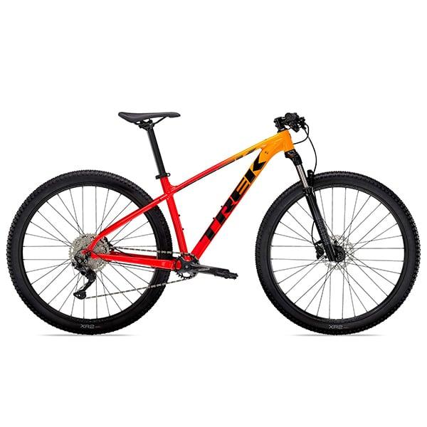 xe đạp trek marlin 7 màu đỏ vàng