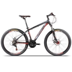 xe đạp twitter 3000 màu trắng đỏ