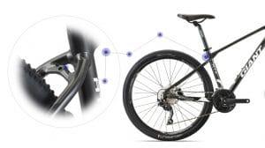 chắn bùn xe đạp giant atx 860