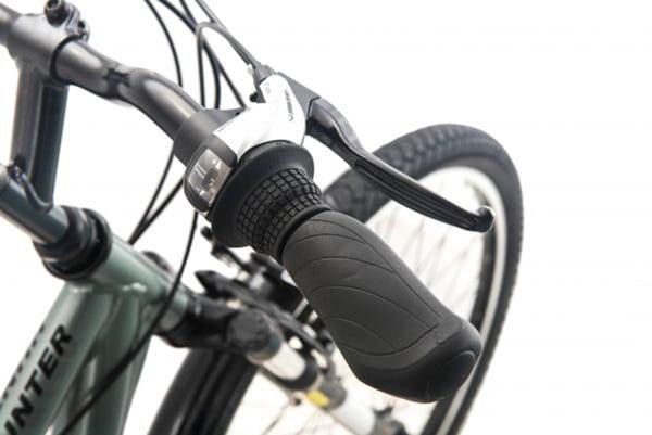 Nẫy chuyển số dạng núm xoay trên xe đạp giant hunter 2.0