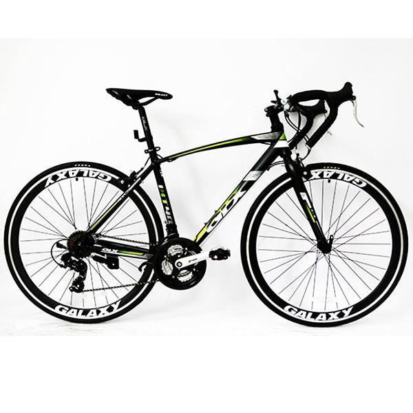 xe đạp galaxy lp400 màu đen xanh lá