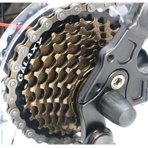 dĩa sau xe đạp galaxy ml150