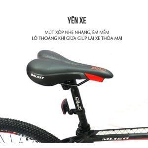 yên xe đạp galaxy ml150