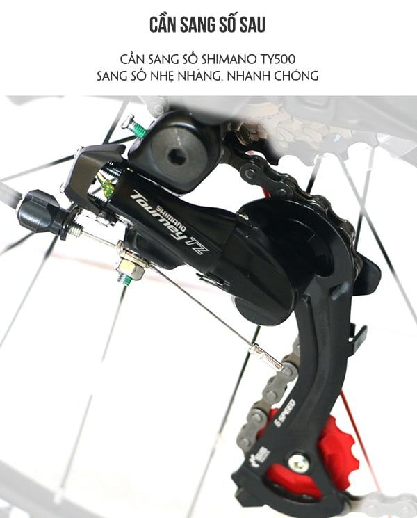cần sang số xe đạp galaxy ml150