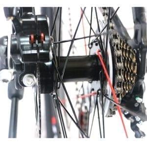 trục xe đạp galaxy ml150