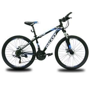xe đạp galaxy mt16 màu xanh coban