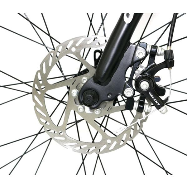 phanh đĩa cơ xe đạp galaxy rl200