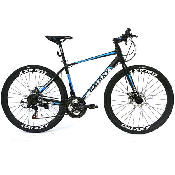 xe đạp galaxy rl200 màu đen xanh
