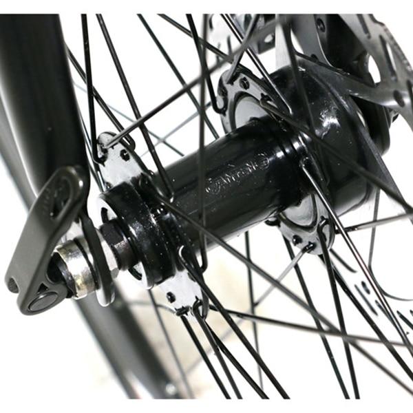trục xe đạp galaxy rl200
