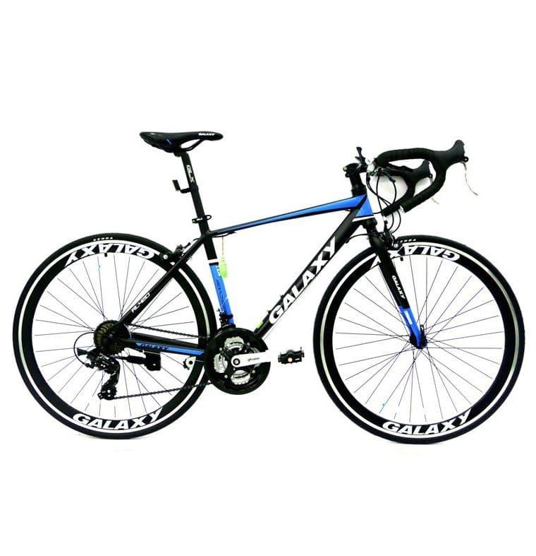 xe đạp galaxy rl420 màu đen xanh