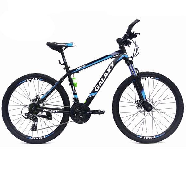 xe đạp galaxy t5 màu đen xanh