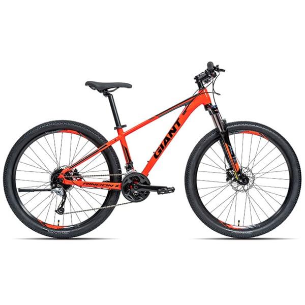 xe đạp giant rincon X 2020 màu đỏ đen