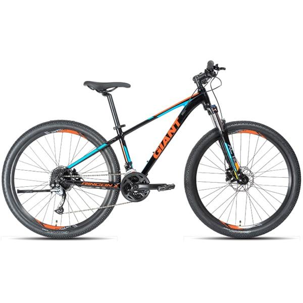 xe đạp giant rincon X 2020 màu xanh đen