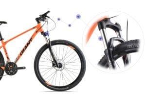 giảm sóc xe đạp giant atx 830