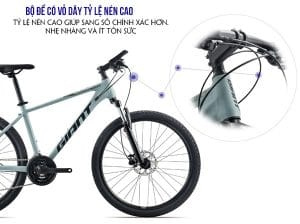 hệ thống dây Xe đạp giant atx 720
