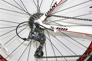 hệ thống truyền động xe đạp giant ocr 5300