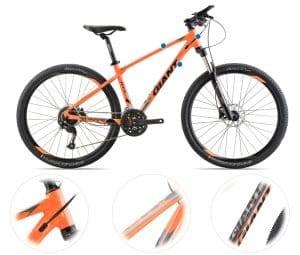 khung sườn xe đạp giant atx 830
