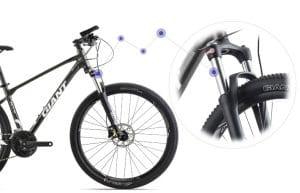 phuộc trước xe đạp giant atx 860