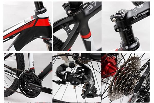 các bộ phận xe đạp twitter 3700