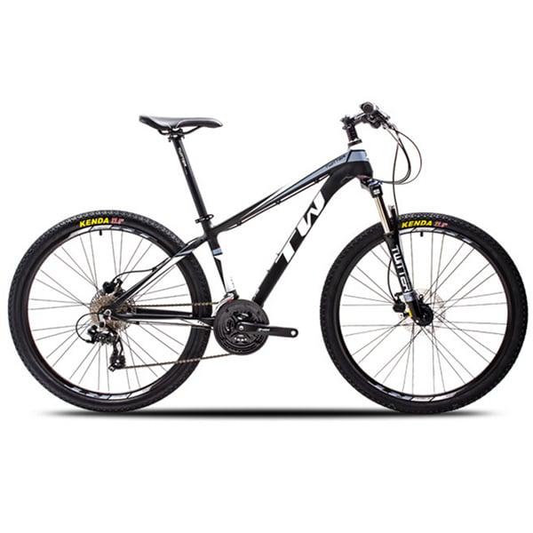 xe đạp twitter 3700 màu đen xanh dương