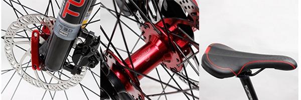 trục giữa xe đạp twitter 3700