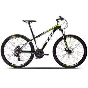 xe đạp twitter 3900xc màu đen xanh lá