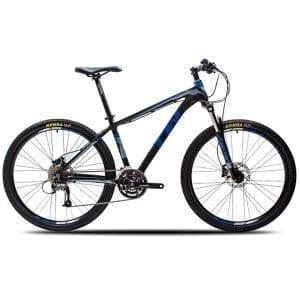 xe đạp twitter 3900xc màu đen xanh dương