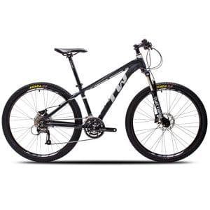 xe đạp twitter 3900xc màu đen trắng