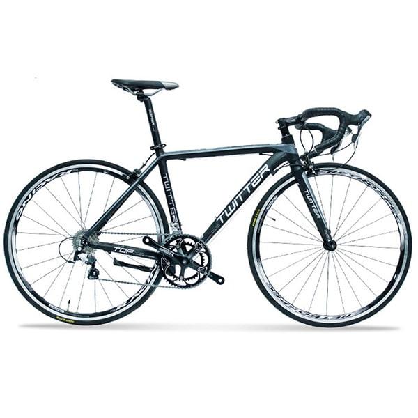 xe đạp twitter 736 màu đen