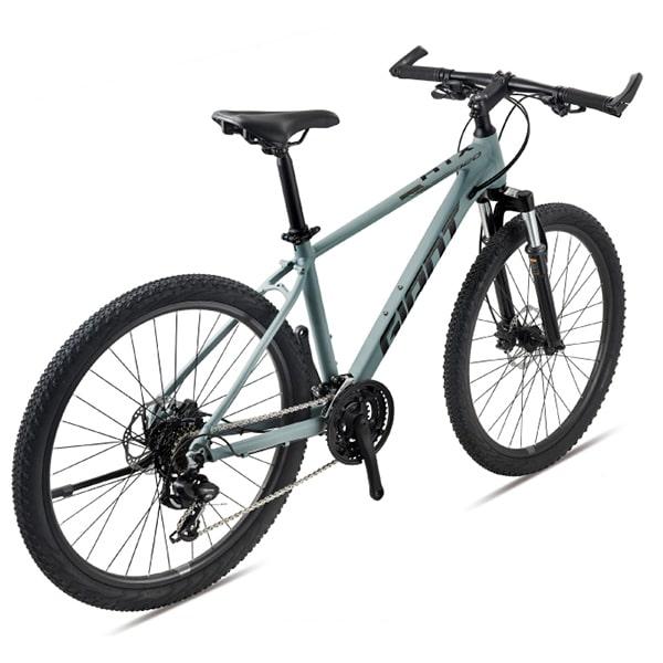 Xe đạp giant atx 720 màu ghi chụp nghiêng