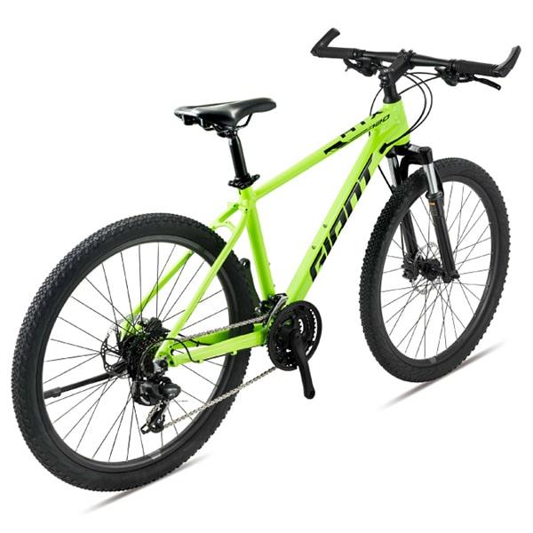 Xe đạp giant atx 720 màu xanh chuối chụp nghiêng