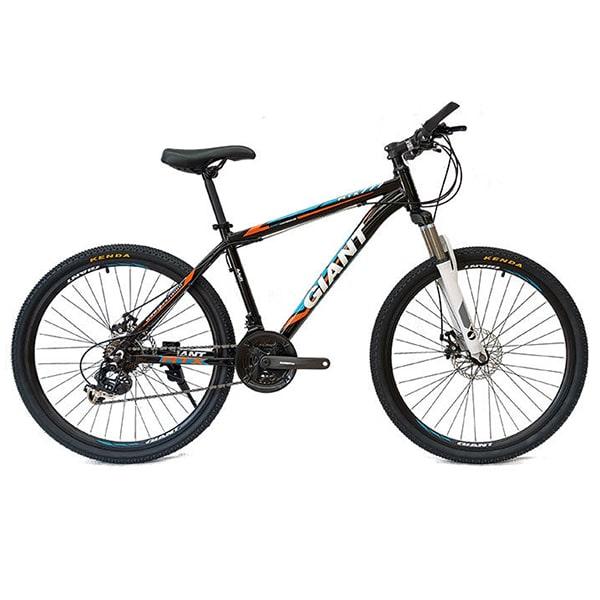 xe đạp giant atx 777 màu đen trắng đỏ