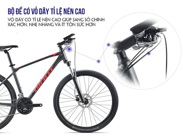 Dây điều khiển xe đạp giant atx 810