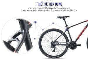 Thanh gắn chắn bùn xe đạp giant atx 810