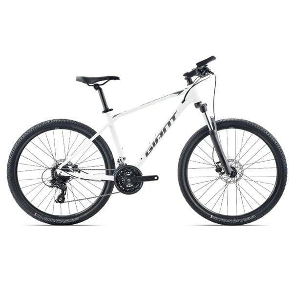 xe đạp giant atx 810 màu trắng đen