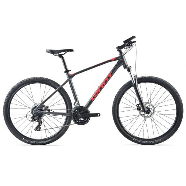xe đạp giant atx 810 màu ghi đỏ