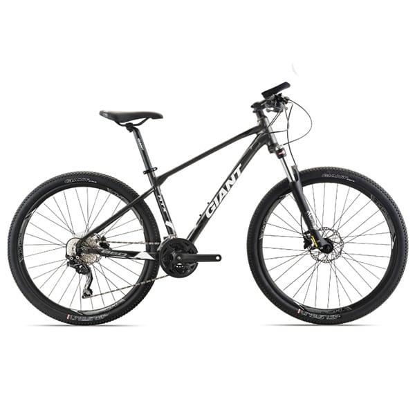 xe đạp giant atx 860 màu đen trắng